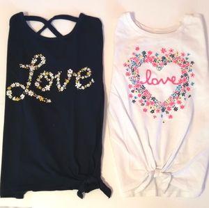 Carter's - Set of 2 long sleeve t-shirt - …